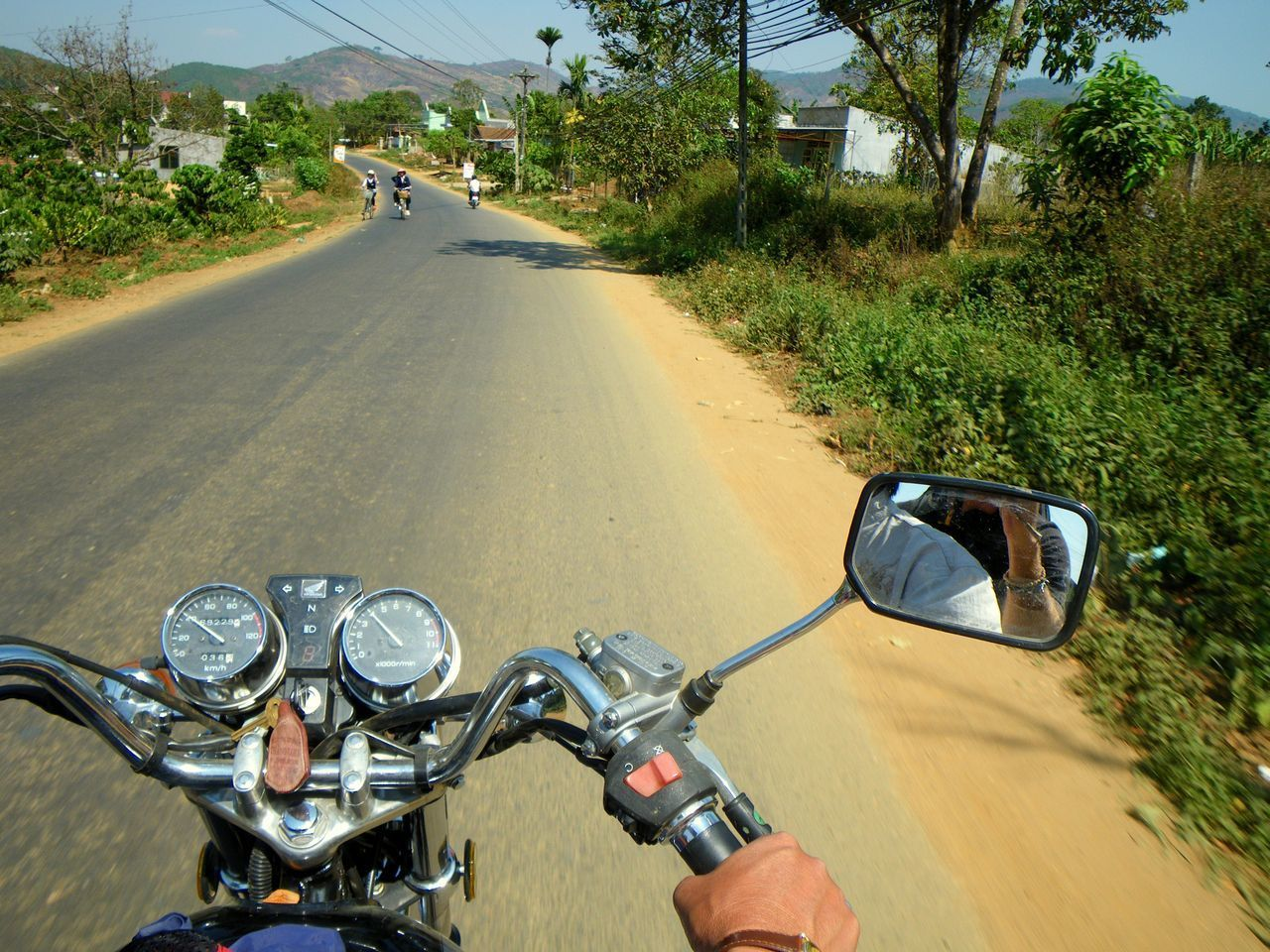 Beautiful stock photos of motorcycle, Day, Medium Group Of People, Mirror, Mode Of Transport