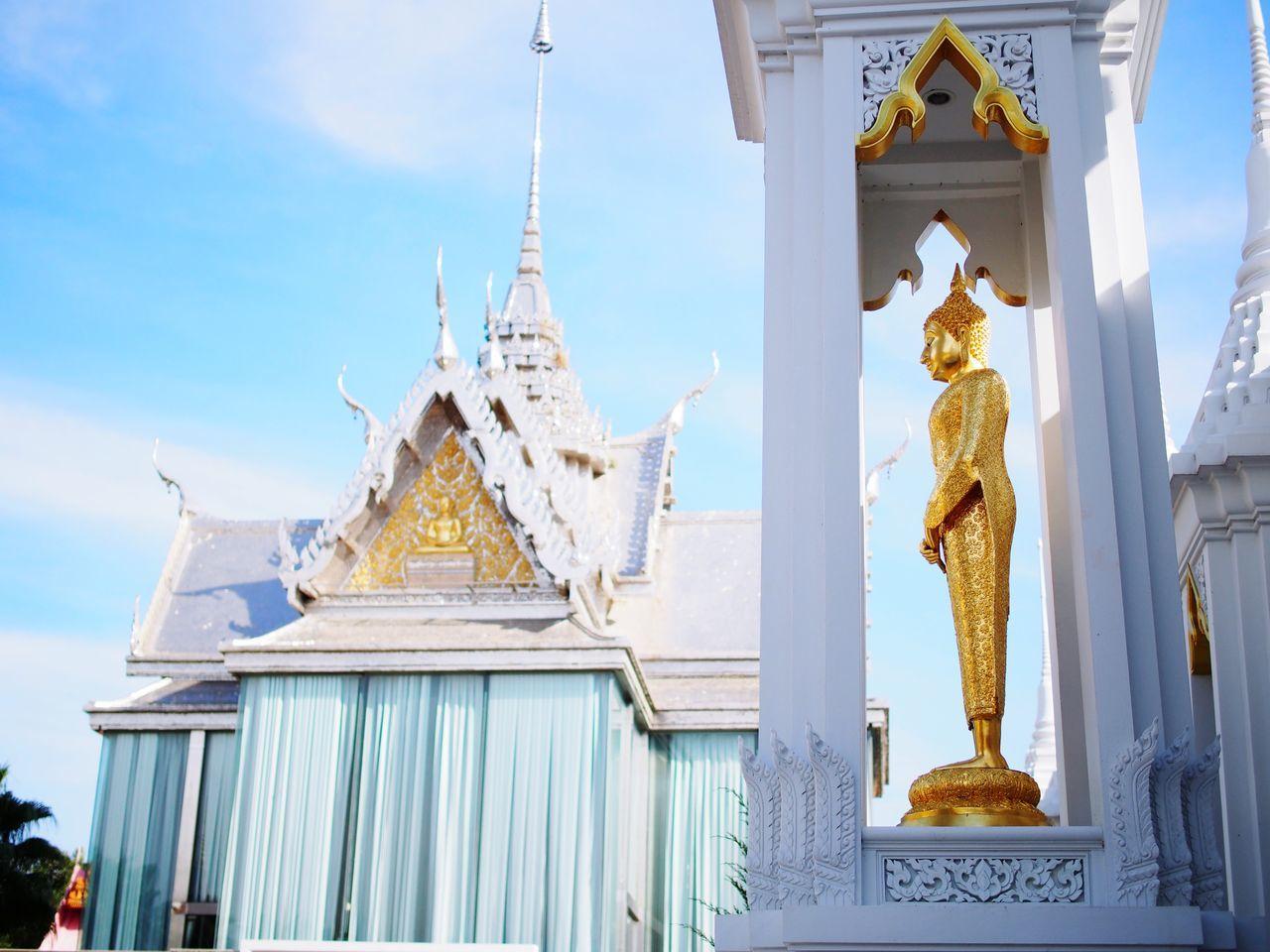 EyeEmNewHere Parntidaway Buddhism Buddhist Temple ThailandTemple
