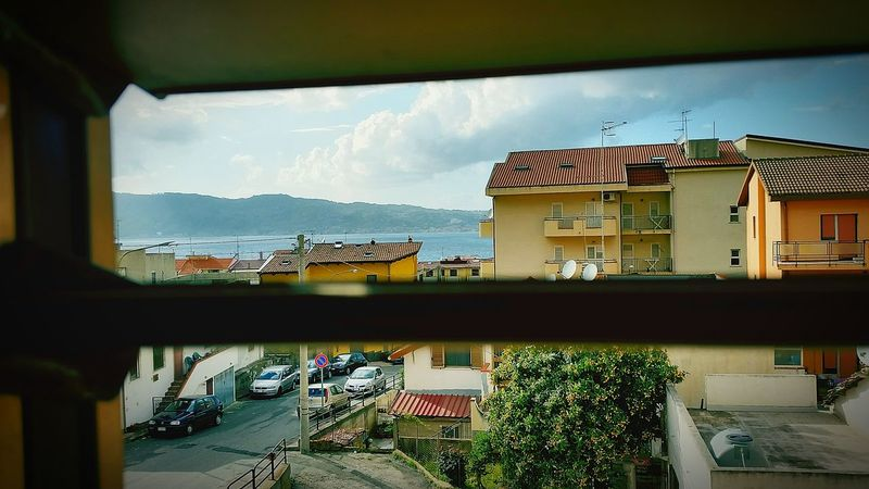 Paesaggi Strettodimessina Myland  Italy Villasangiovanni Finestre