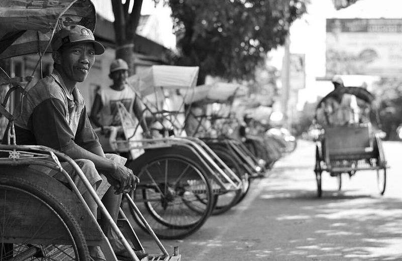Transportation Riding People Nature Photography Traditional Culture Large Group Of People Day Reflection Bicycle Only Men Men The Photojournalist - 2017 EyeEm Awards