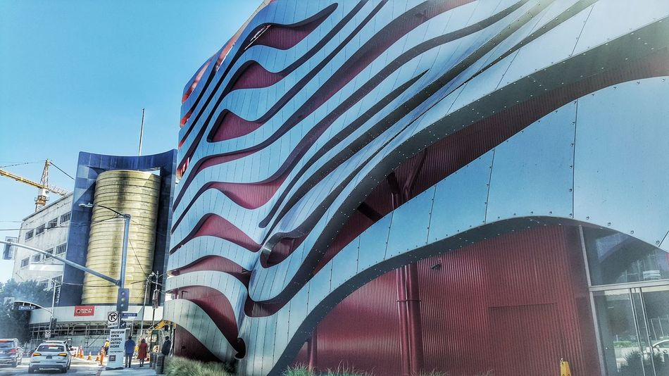 Architecture Sky Built Structure No People Arts Culture And Entertainment Outdoors Day Modern Building Exterior Close-up