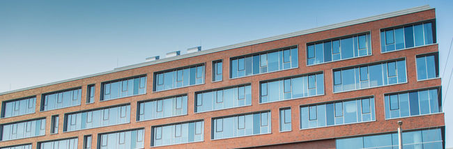 Apartment Architecture Balcony Blue Blue Pattern Building Building Exterior Built Structure City Day Exterior Low Angle View Modern No People Outdoors Pattern Repetition Residential Building Residential Structure Side By Side Sky Sky And Building Window Patterns Window Reflection Windows