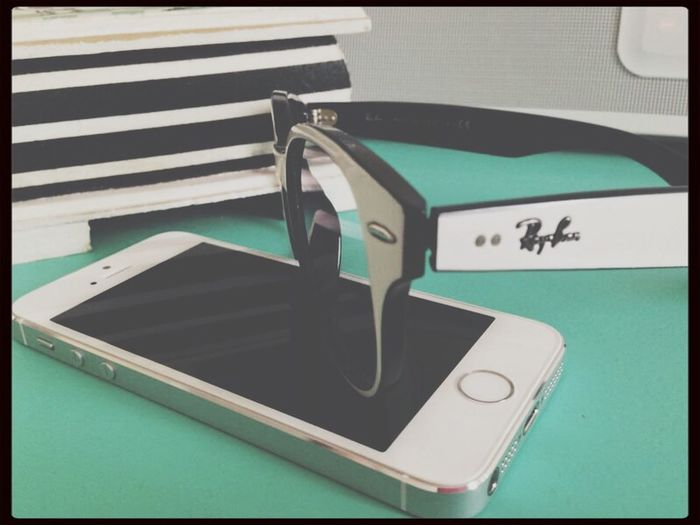 Color vintage rayban iphone5s