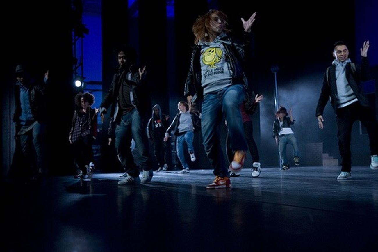 Dance Dancing Catching A Show Theater Theatre Zerofotografie.nl OpenEdit Zero Fotografie
