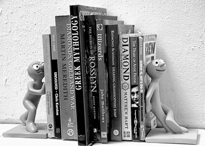 Book Book Ends Books Morph