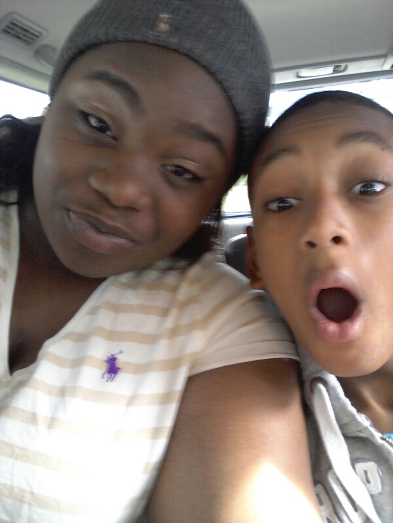 Me And My Lil Brother