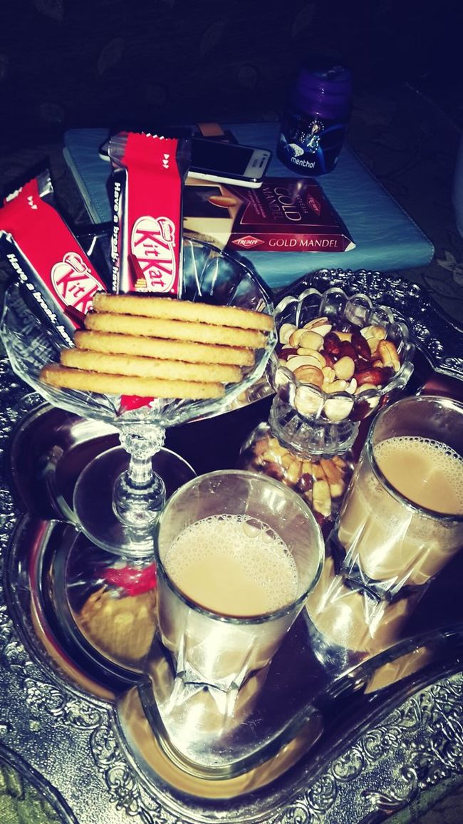 was .. the best time .. with my love .. meroo ♥♥ Girls Night In Kit Kat