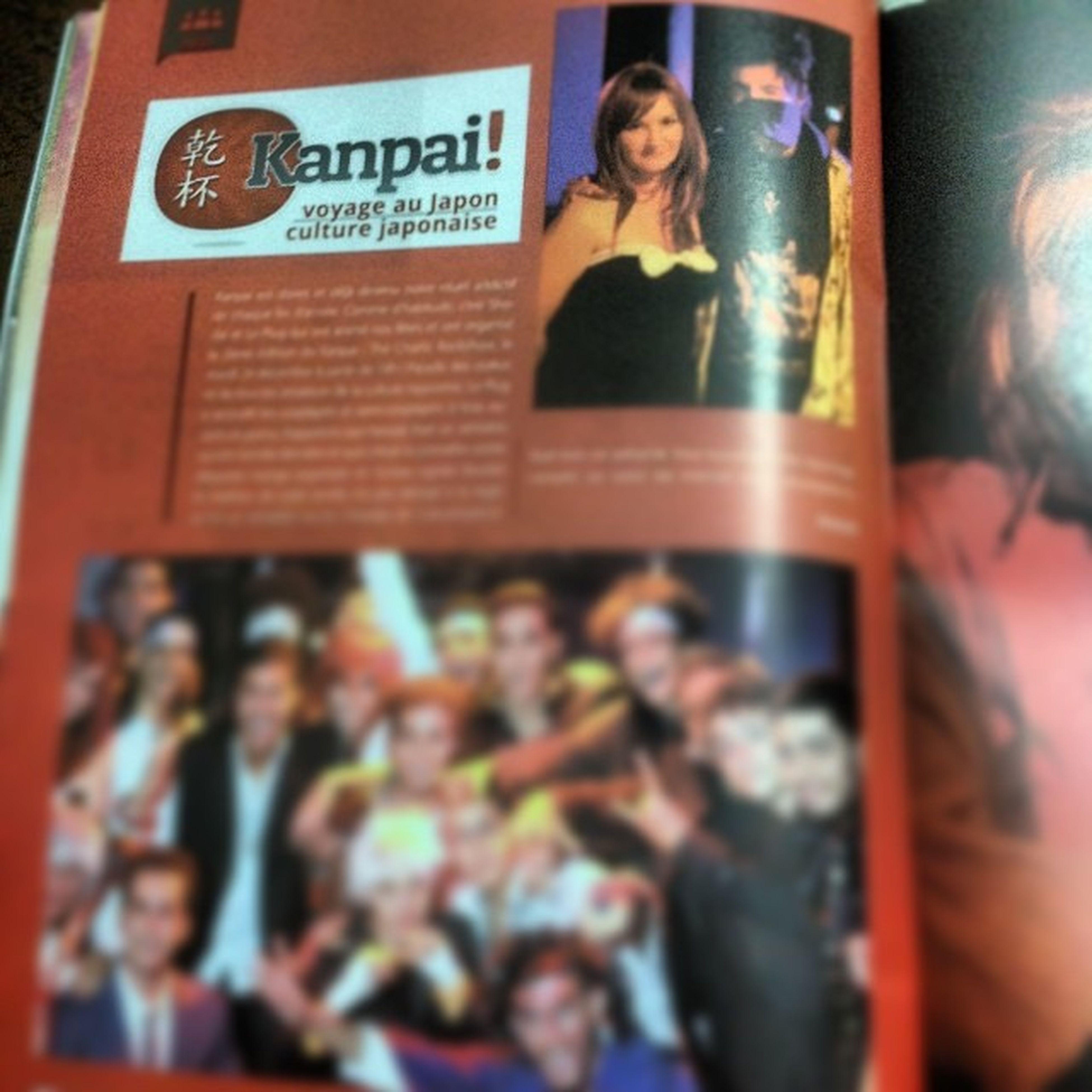 @culturegeektn Article sur le Kanpai2013 Cosplay Culturegeektn