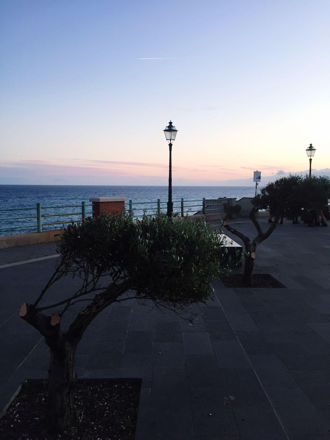 Tramonto Sea Evening Liguria,Italy Quarto April Showcase View