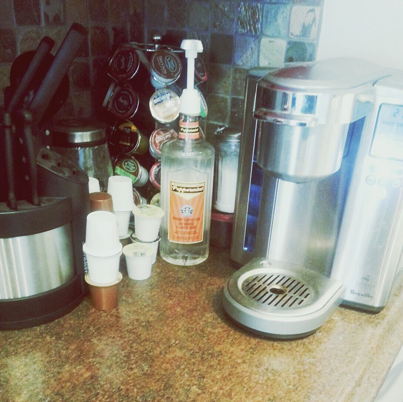 Coffee Starbucks Timhortons Keurig