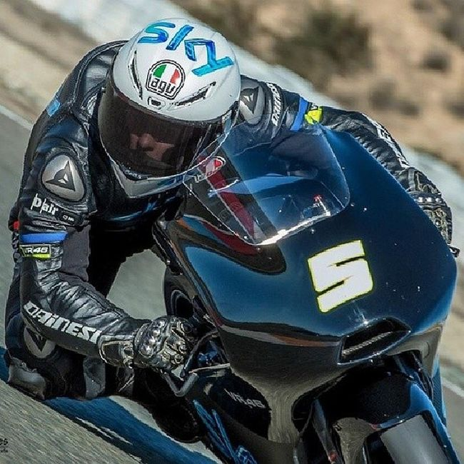 Primer podio para @fennyfive con @skyracingteamvr46 Moto3 RomanoFenati Fenny Sky VR46 COTA WorldChampionship