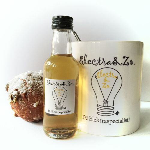 Happynewyear Gelukkignieuwjaar Electra Still Life Electra&Zo Whiskey Coffee Koffie Oliebollen