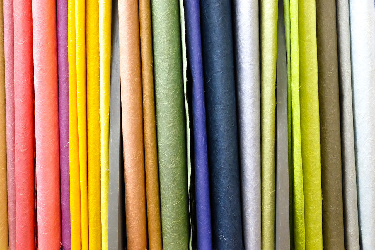 Paper Pattern Rainbow Colors Colorful Pattern Pieces Textures And Surfaces