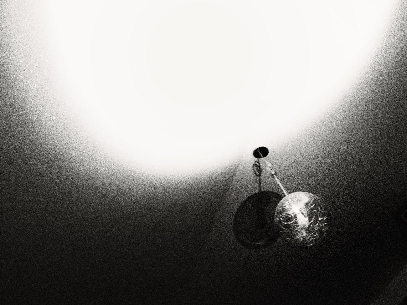 Lamp David De La Cruz Blackandwhite Black & White Photography