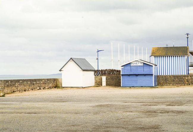 Pastel Landscape Seascape Sea And Sky Blue Minimal Cold Days