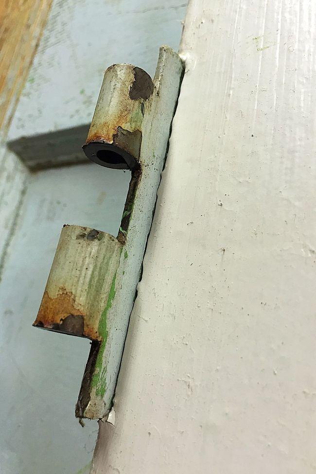 Old worn door hardware Weathered Wabi-sabi Wabisabi Entropy Worn Out Door Hardware Rusty Old Architecture Vintage Forlorn Obsolete No Longer In Use