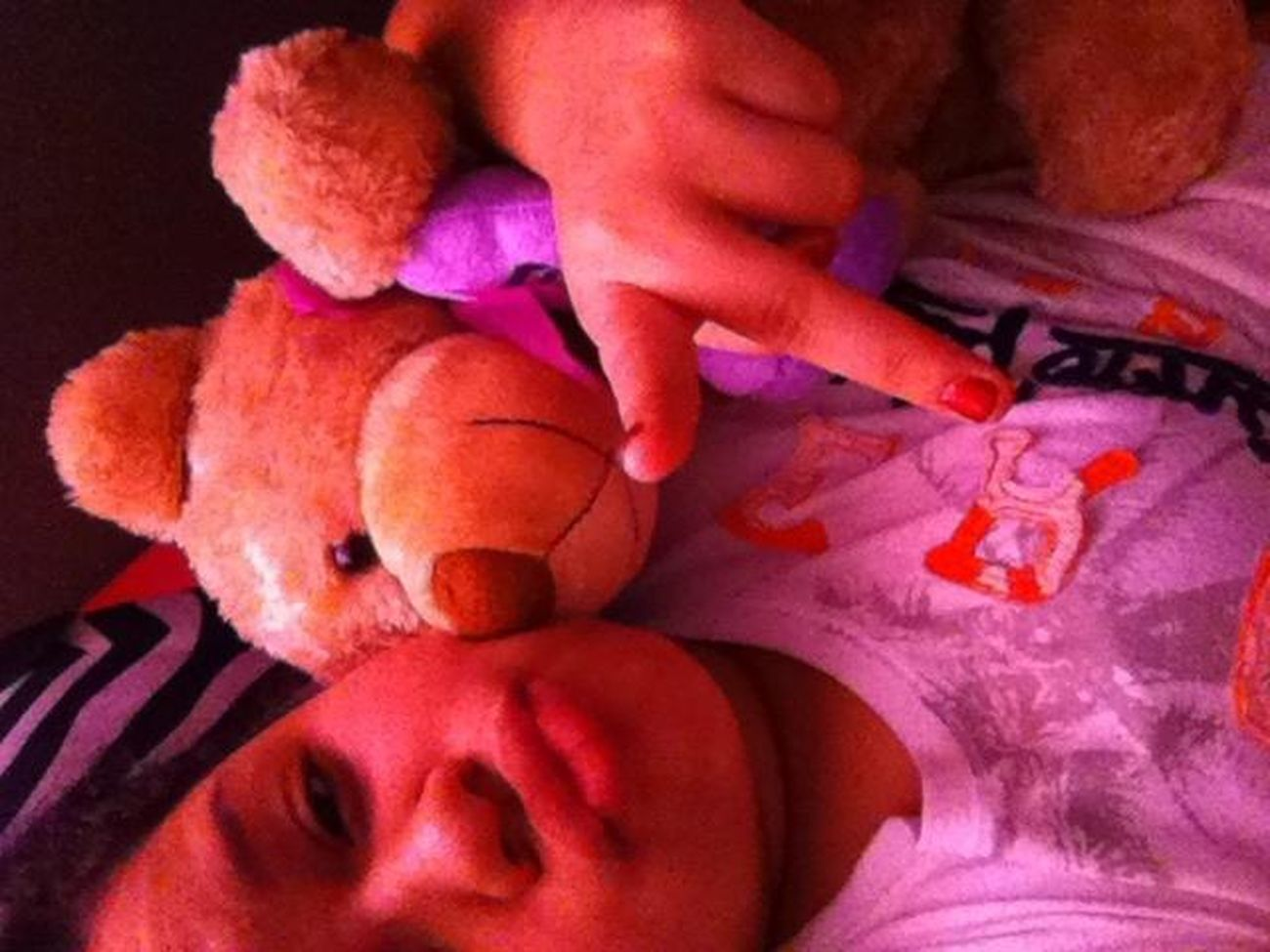The Teddy Bear My Boyfriend Gave Me >>