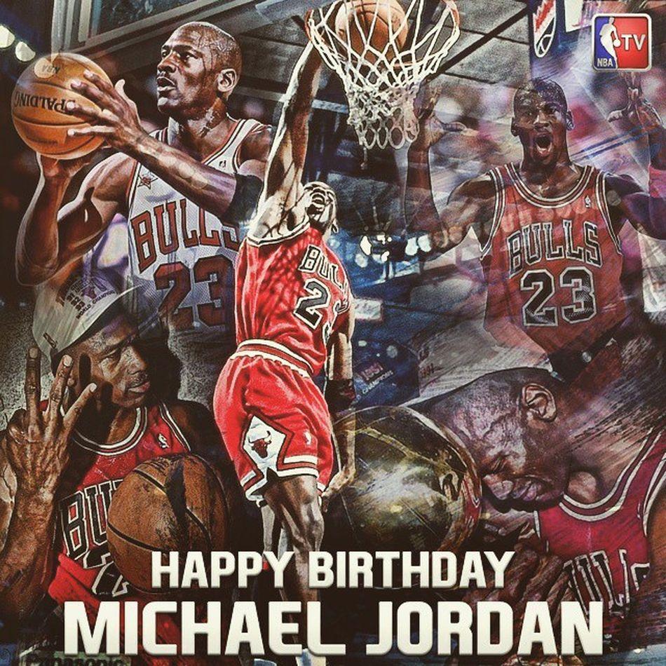 Happy Birthday MJ. Michaeljordan Mj Jordan AirJordan  Legend Thegreatestever .