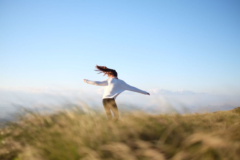 Beautiful stock photos of tanz, Beauty In Nature, Copy Space, Day, Field
