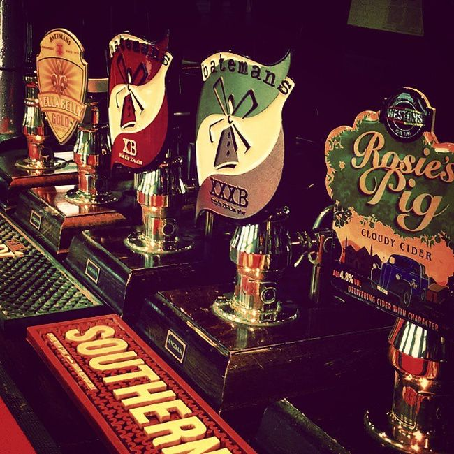 The selection. Batemans Realale Xb  Xxxb rosiespig yellabelly ale