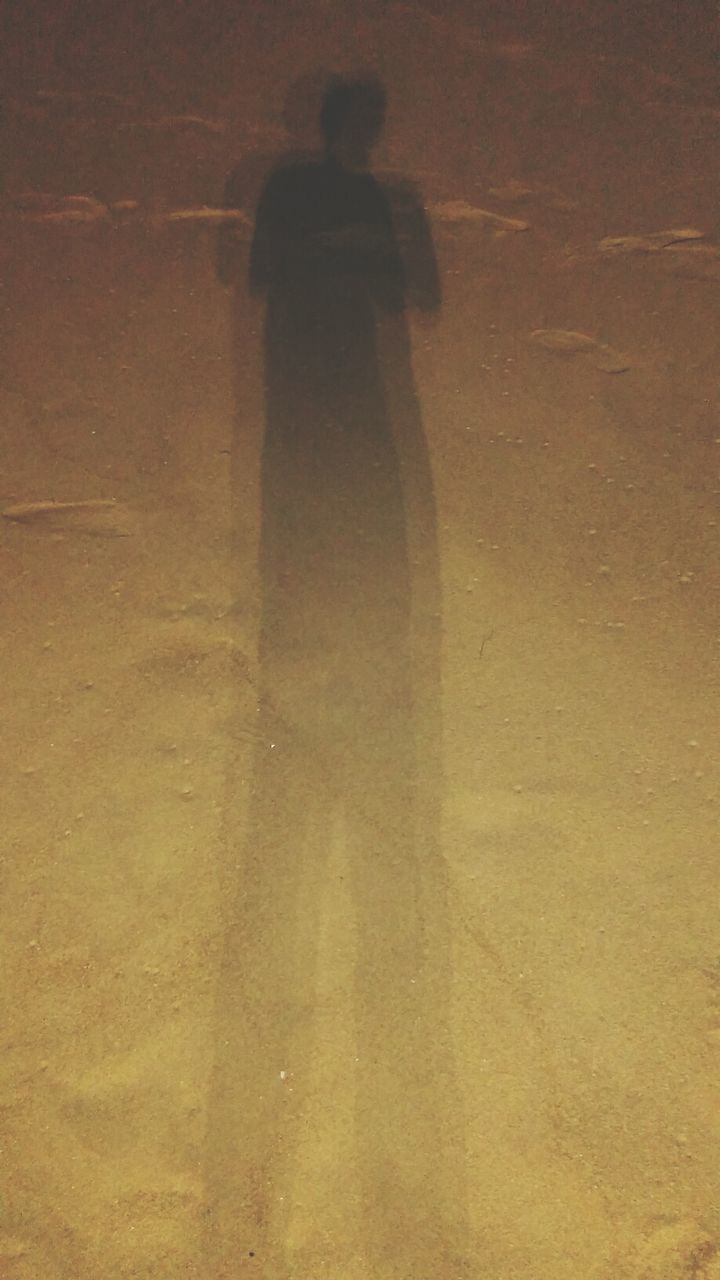 shadow, real people, men, standing, one person, full length, day, outdoors, people