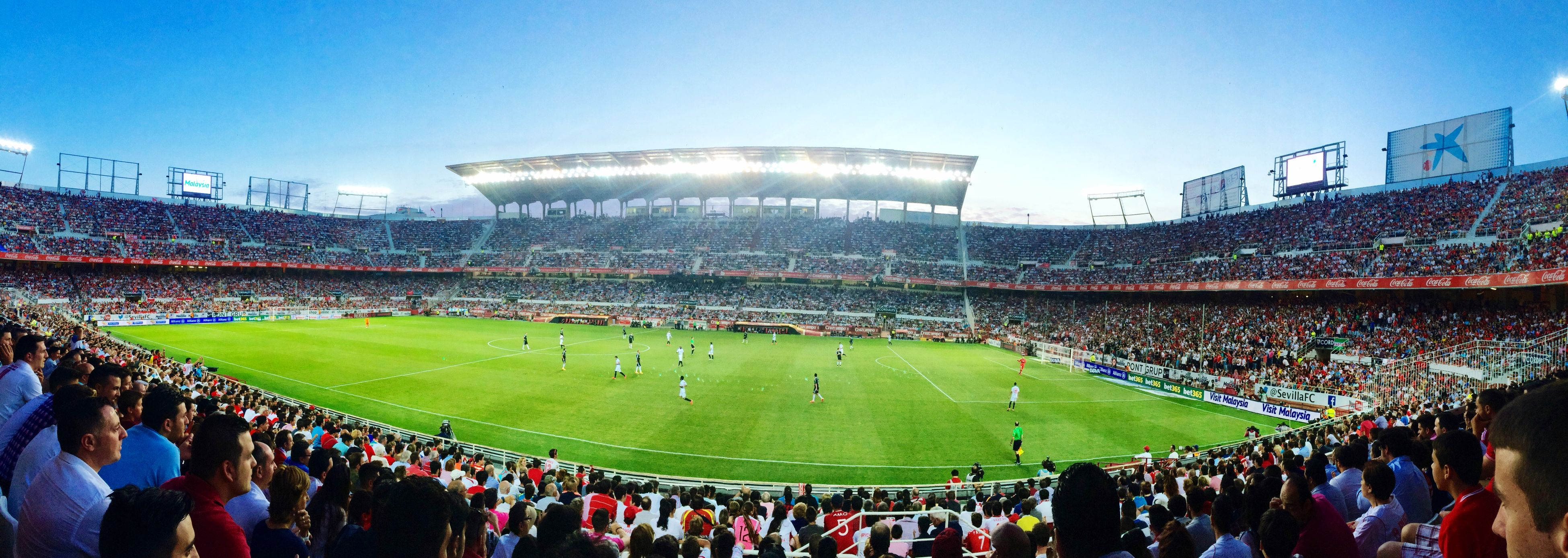 large group of people, crowd, person, men, lifestyles, leisure activity, mixed age range, spectator, stadium, arts culture and entertainment, enjoyment, fun, tourist, watching, blue, event, sky, illuminated