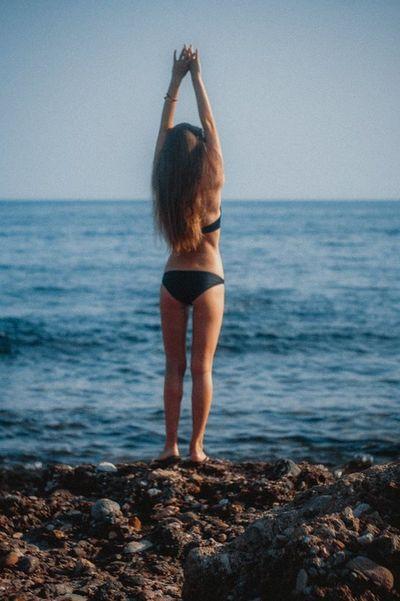 Model Lifeisabeach Holidays Sea