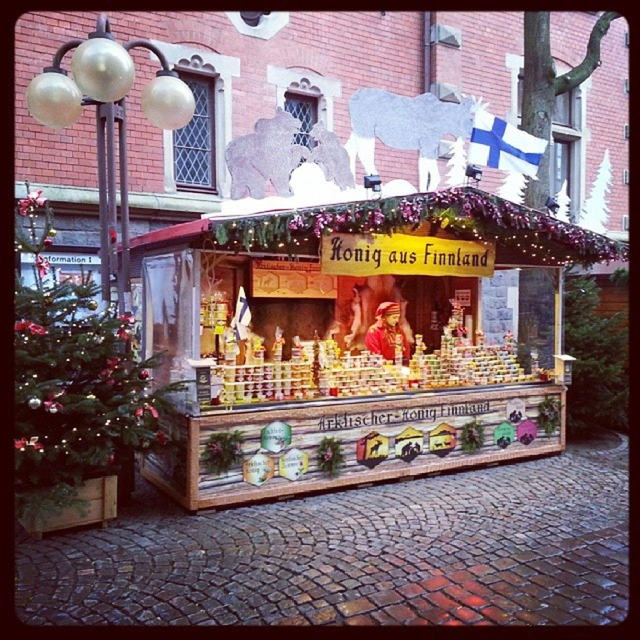 Weihnachtsmarkt LambertiMarkt Oldenburg Öl