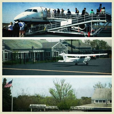 at Martha's Vineyard Airport (MVY) by tlal2