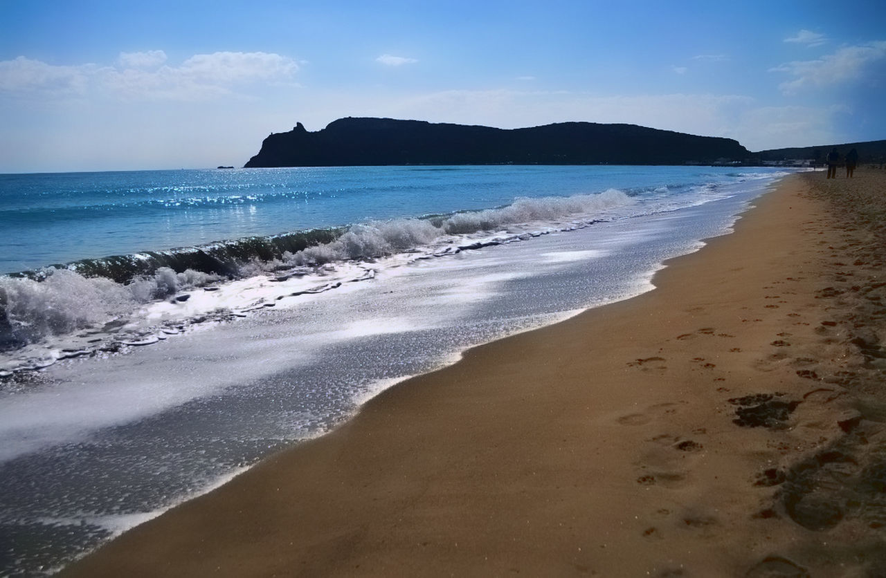 Amazing Beach Amazing Beaches Beach Cagliari Cagliari By Night Cagliari Relax Passeggiata Cagliari Urban City Cagliari-Nature Coastline Horizon Over Water Landscape Mediterraneo Nature No People Poetto Poetto Beach Sand Sardegna Sardegna Italy Sardinia Sardinia's Beach Sea Sky Water Wave