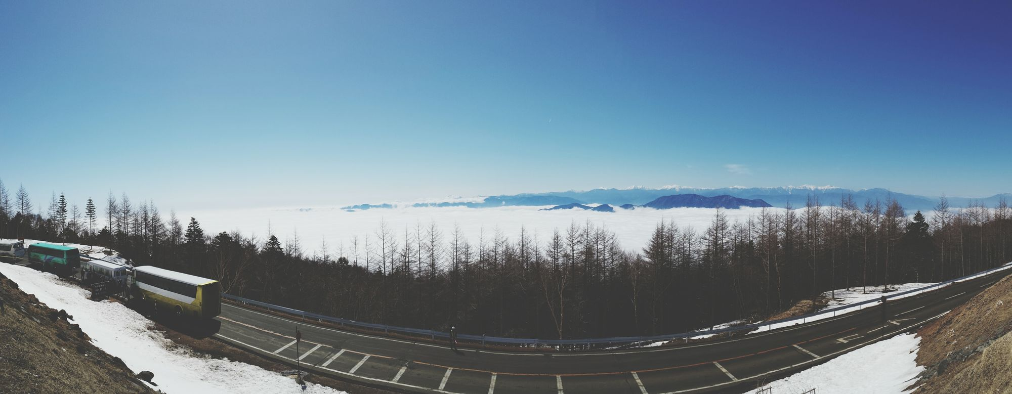Mont Fuji Japan Panorama Photography