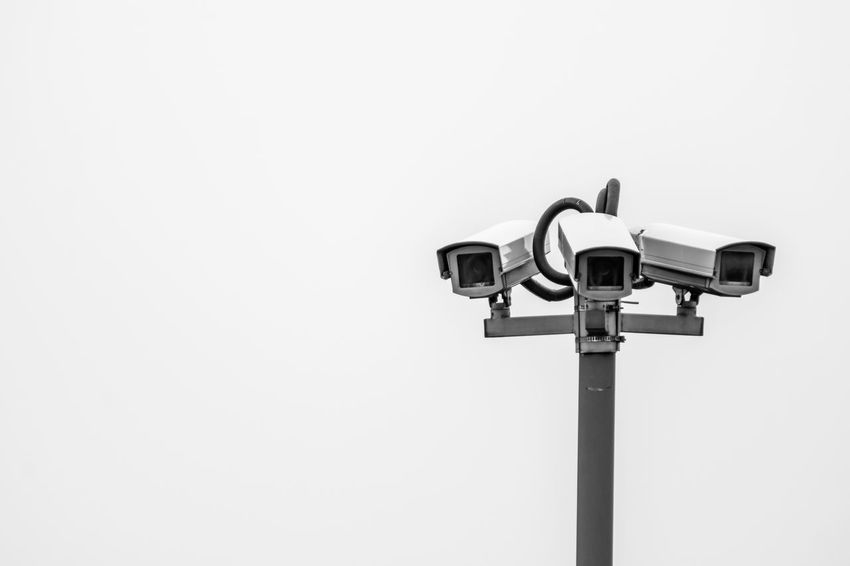 Big Brother - Orwellian Concept Big Brother Is Watching You Cam Camera Coin-operated Binoculars Day Film Industry Filming Home Video Camera Movie Camera No People Outdoors Protection Security Security Cam Security Camera Technology Videocamera