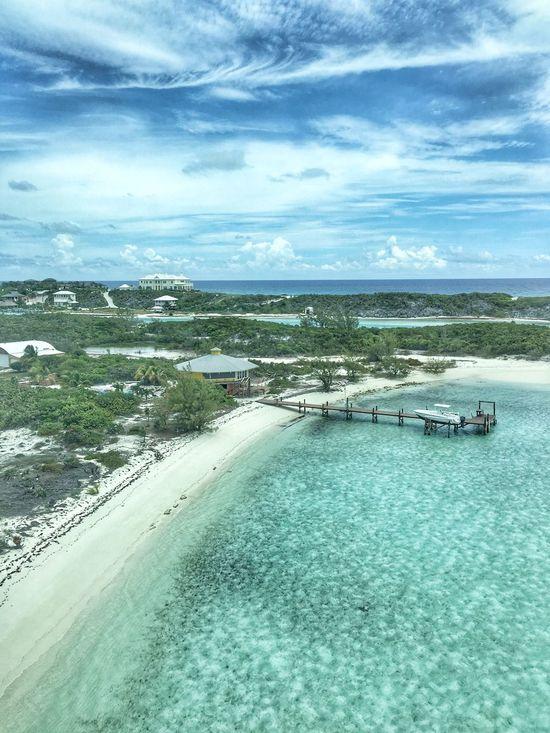 Staniel Cay, Bahamas Bahamas Beauty In Nature Sea Islands Exuma Outdoors Clear Water Aerial Photography Sea And Sky Coastline Scenics No People Aerial View Travel Photography Coast