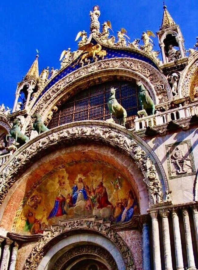 Venice Italy Fotography Dogenpalast Streetphotography Color Photography