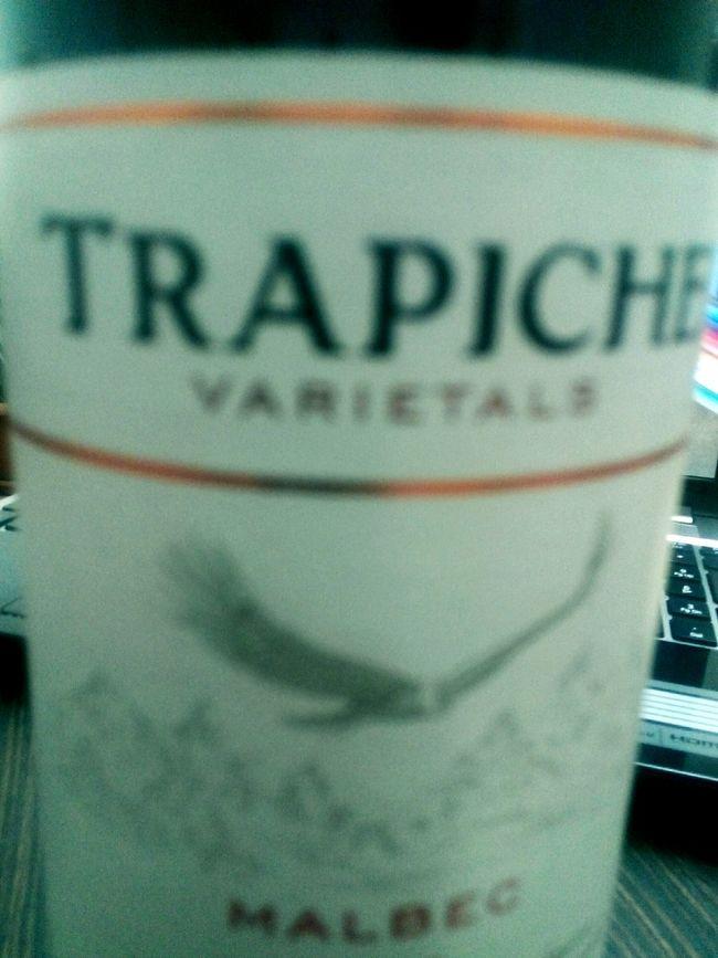 Gozlerim kadar net Malbec Argentino Red Wine Alcoholic  Trapiche Sağlık Alcohol Malbec Argentino Mmmmmm! Malbec