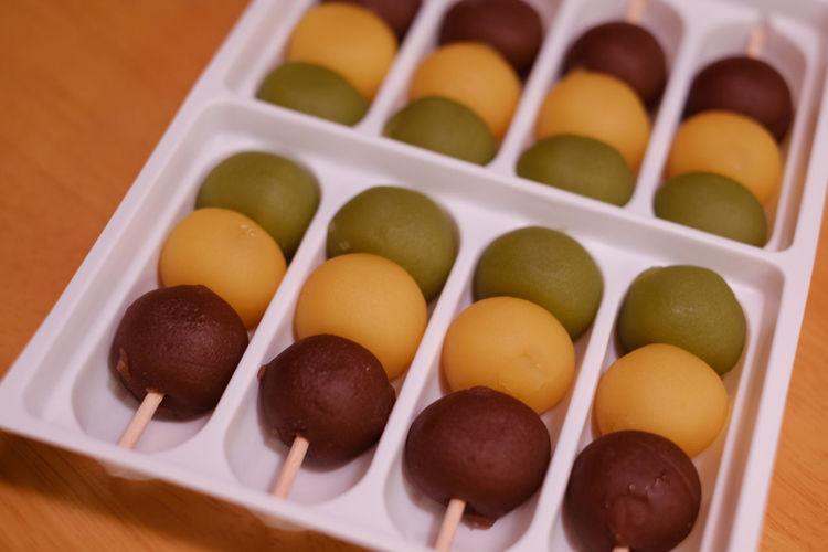 FUJIFILM X-T2 Food And Drink Japan Japan Photography Japanese Food Close-up Food Food And Drink Foodporn Fujifilm Fujifilm_xseries Healthy Eating No People Sweets X-t2 坊ちゃん団子