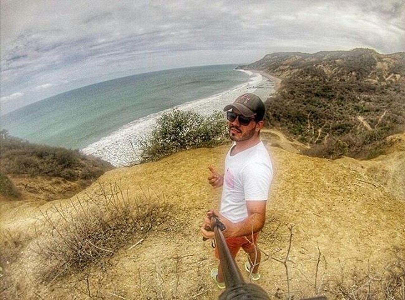 Día relax Playa Sanlorenzo la mejor vista Manta Manabí ECU Ecuador AllYouNeedIsEcuador Paisajesecuador Rutaviva Gopro593 Gopro Goprohero3 ya sabe Nosedemalavida