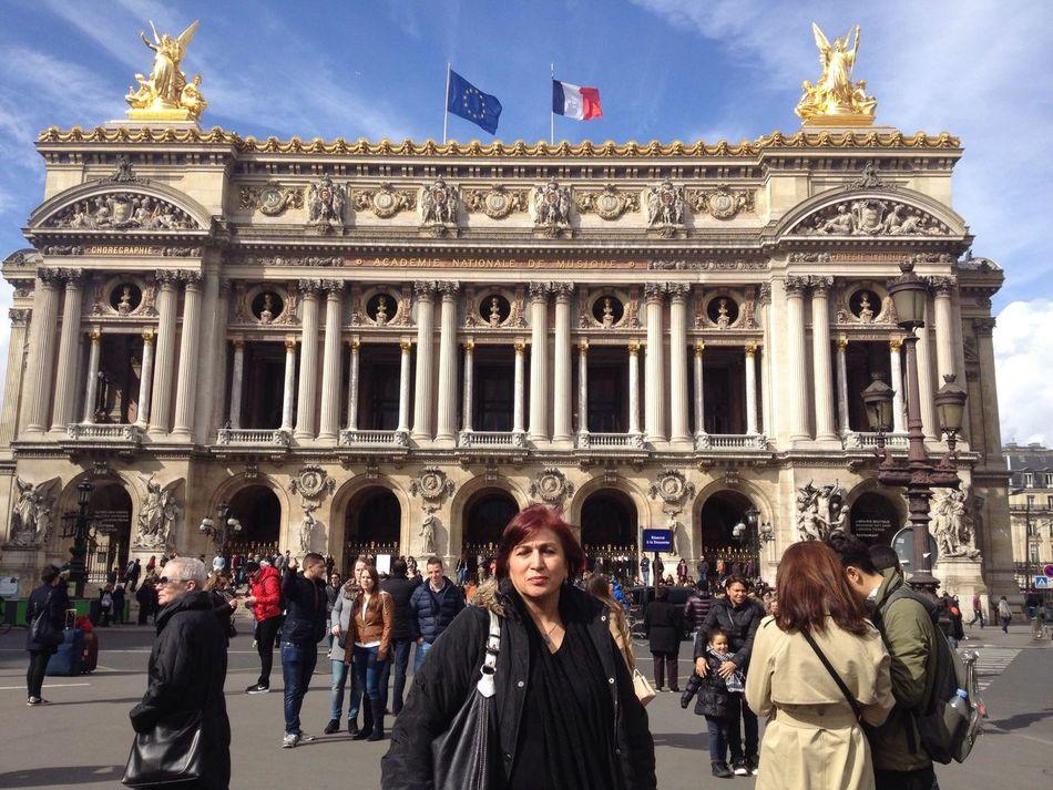 Paris Place De L'opéra