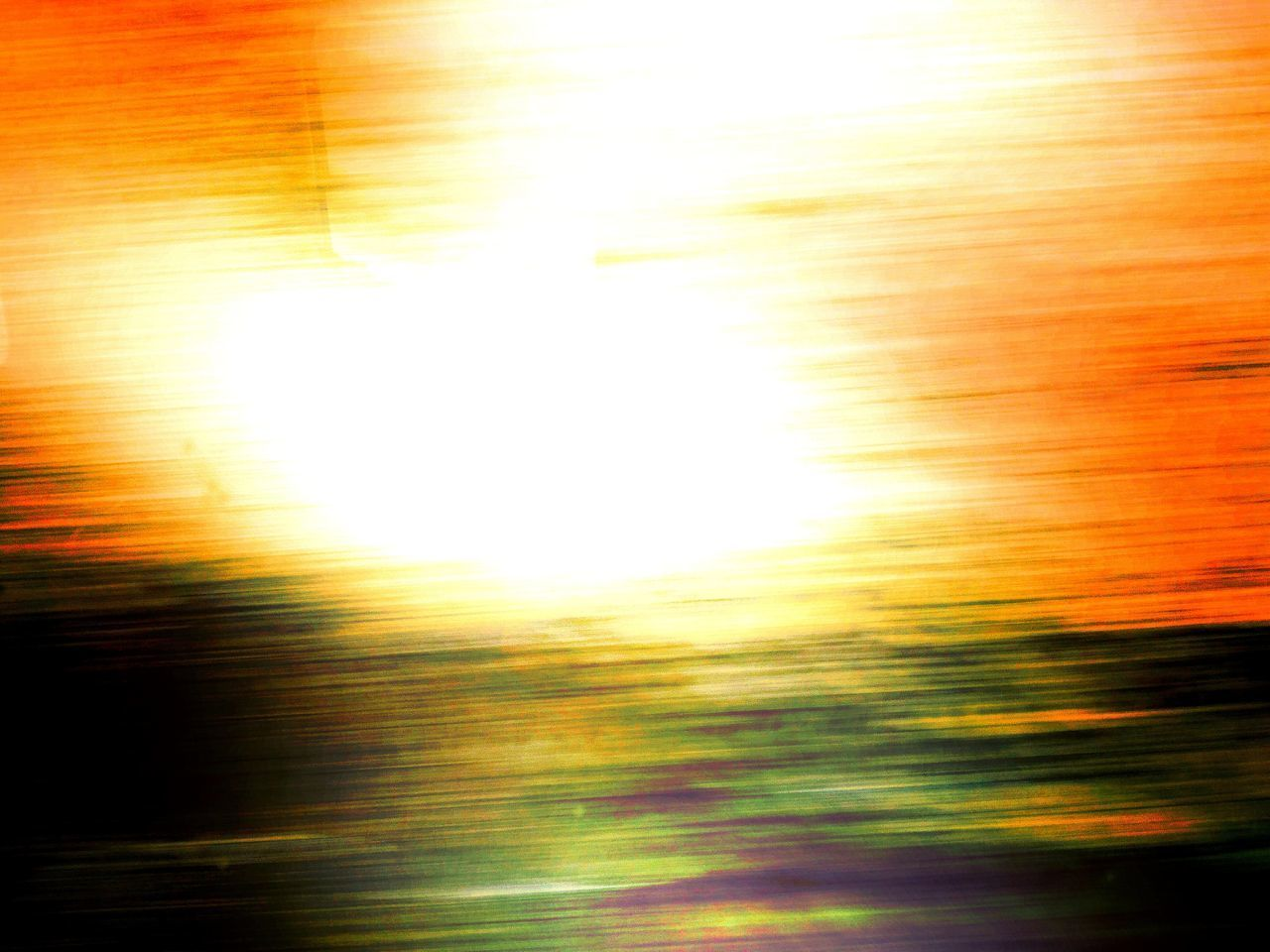 abstract, backgrounds, blurred motion, multi colored, yellow, sunlight, sunset, nature, sun, textured, no people, defocused, painted image, outdoors, beauty in nature, day, sky