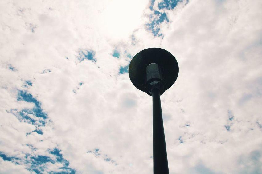 Canon Test VSCO Vscocam Cloud Sky Blue