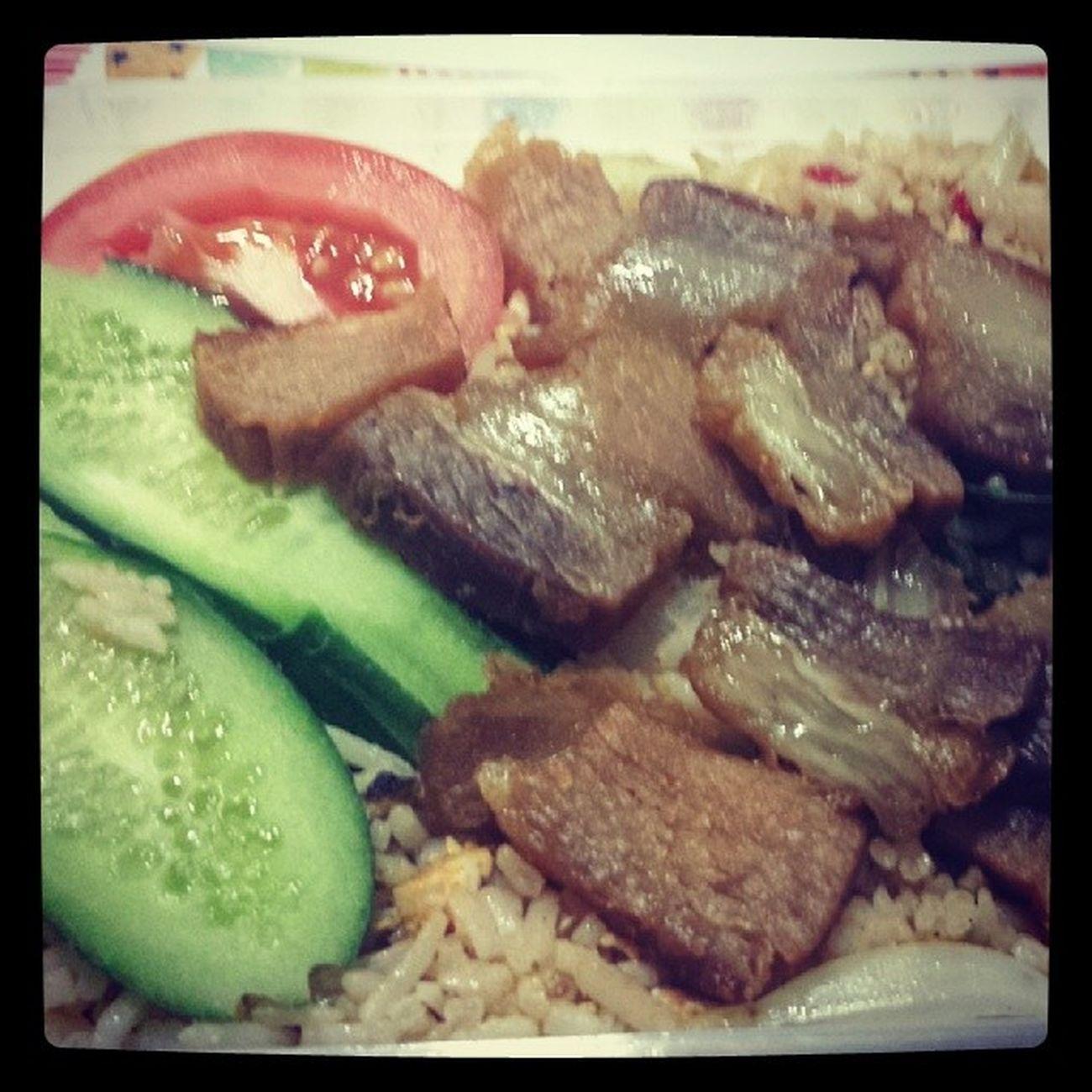 Take Away. Thai Nofood Nocook haha