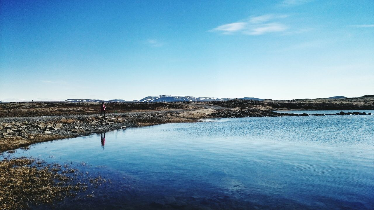 Beautiful stock photos of iceland, Beauty In Nature, Blue, Cloud - Sky, Day