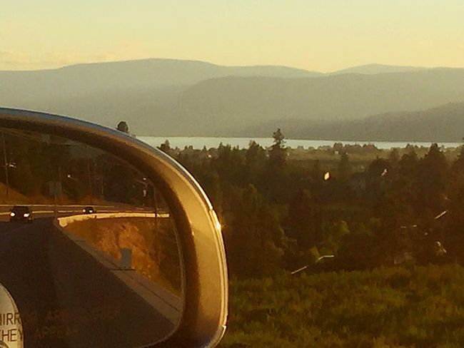 Drive Home Communing With Nature EyeEmBestPics Check This Out Kelowna,BC Summer Views EyeEm Landscape_Collection EyeEm Best Shots Mirror Reflection EyeEm Best Shots - Landscape On My Way! Driving Mountain Range Popular Skyline At Sunset  Sunset #sun #clouds #skylovers #sky #nature #beautifulinnature #naturalbeauty #photography #landscape Cityscape
