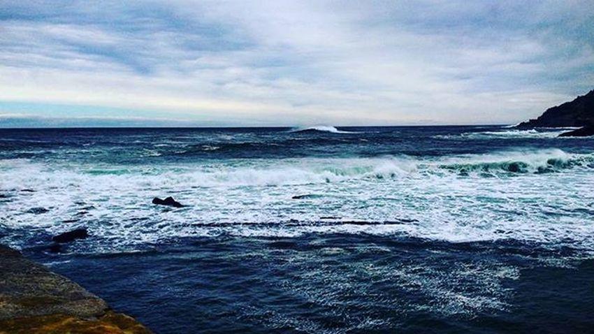 Horizongrafias Paisaje Mar Sansebastian Sea Photography Fotógrafoscomotú Picoftheday Photo