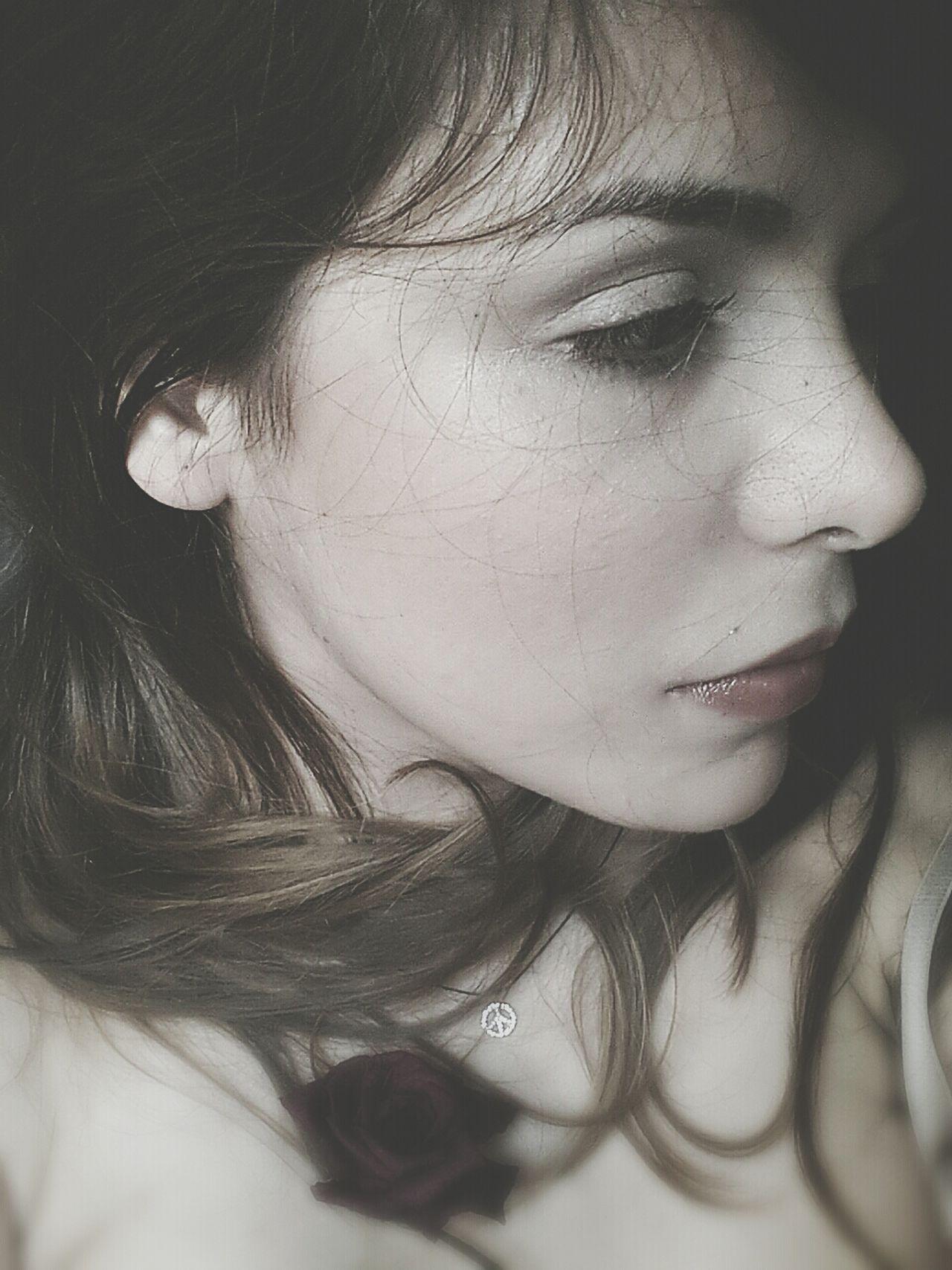 Beautiful stock photos of dream, Attractive, Beautiful Woman, Caucasian, Close-Up