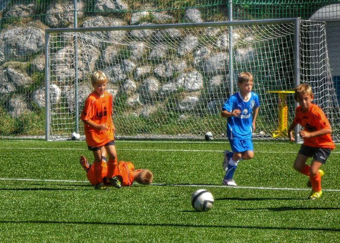 Fussball ES75 Kinder Sport Calcio Football