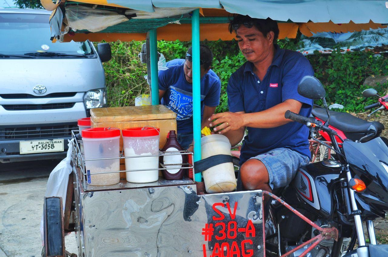 Street Vendor Happy Street Vendor Asian Street Vendor Asian Street Food