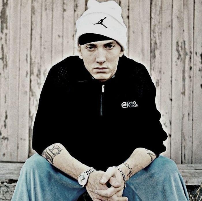 Eminem ?? Eminem Slimshady MarshallbrucemathersIII RAPGOD Inifinte
