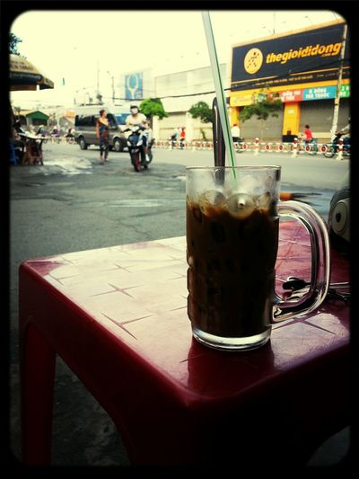 Cafe sáng