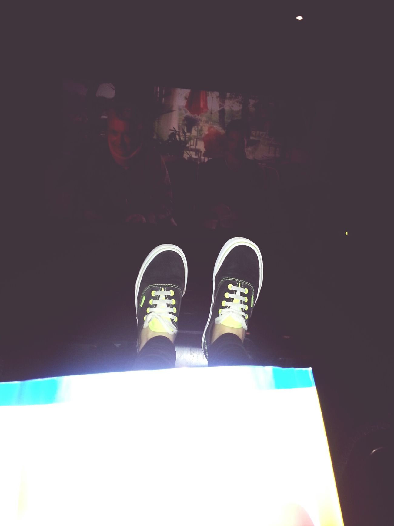 Popcorn Movies Friends I Love My Vans ♡..